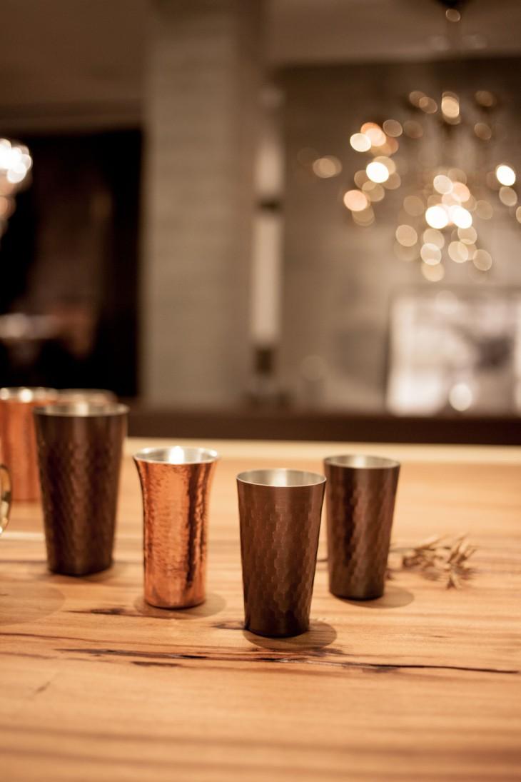 淺草銅銀杯