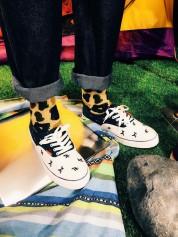 CHUMS超可愛的襪子與鞋款