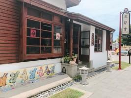 日式建物文創小店