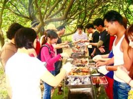 烤肉照片1
