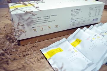 一午一食滴雞精 1510pureday_臻純粹外盒標示