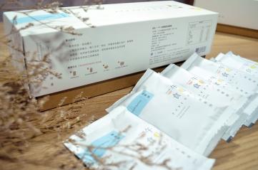 一午一食滴雞精 1510pureday_聰敏捷外盒標示