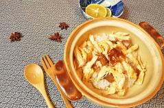 一午一食黃金雞油雞絲飯