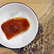 一午一食滴雞精 1510pureday_食用示範塊狀