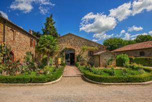 Agriturismo Castello di Spedaletto3