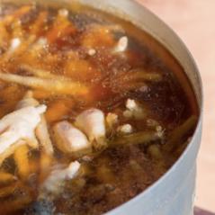 一午一食雞湯