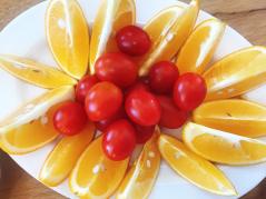 柳丁與小番茄