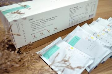 一午一食滴雞精 1510pureday_駐青春外盒標示