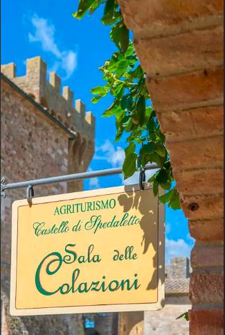 Agriturismo Castello di Spedaletto6